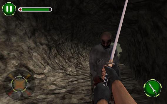 VR Zombies Warrior Shooter screenshot 7