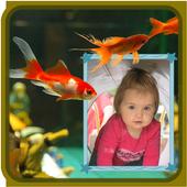 Aquarium Photo Frames icon