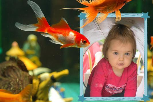Aquarium Photo Frames poster