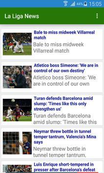 Spanish Football News poster