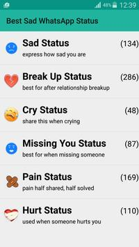 Best Sad Whatsapp Status For Android Apk Download