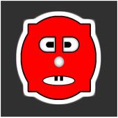 Run emoticon icon