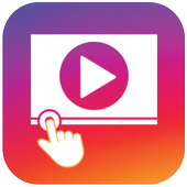 Background Video Player for Instagram icon