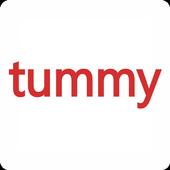 Tummy - Restoranlar ve Menüler icon