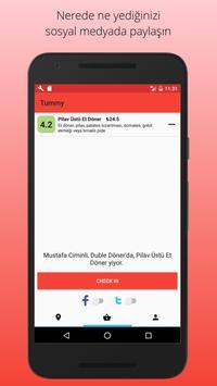 Tummy - Restoranlar ve Menüler apk screenshot