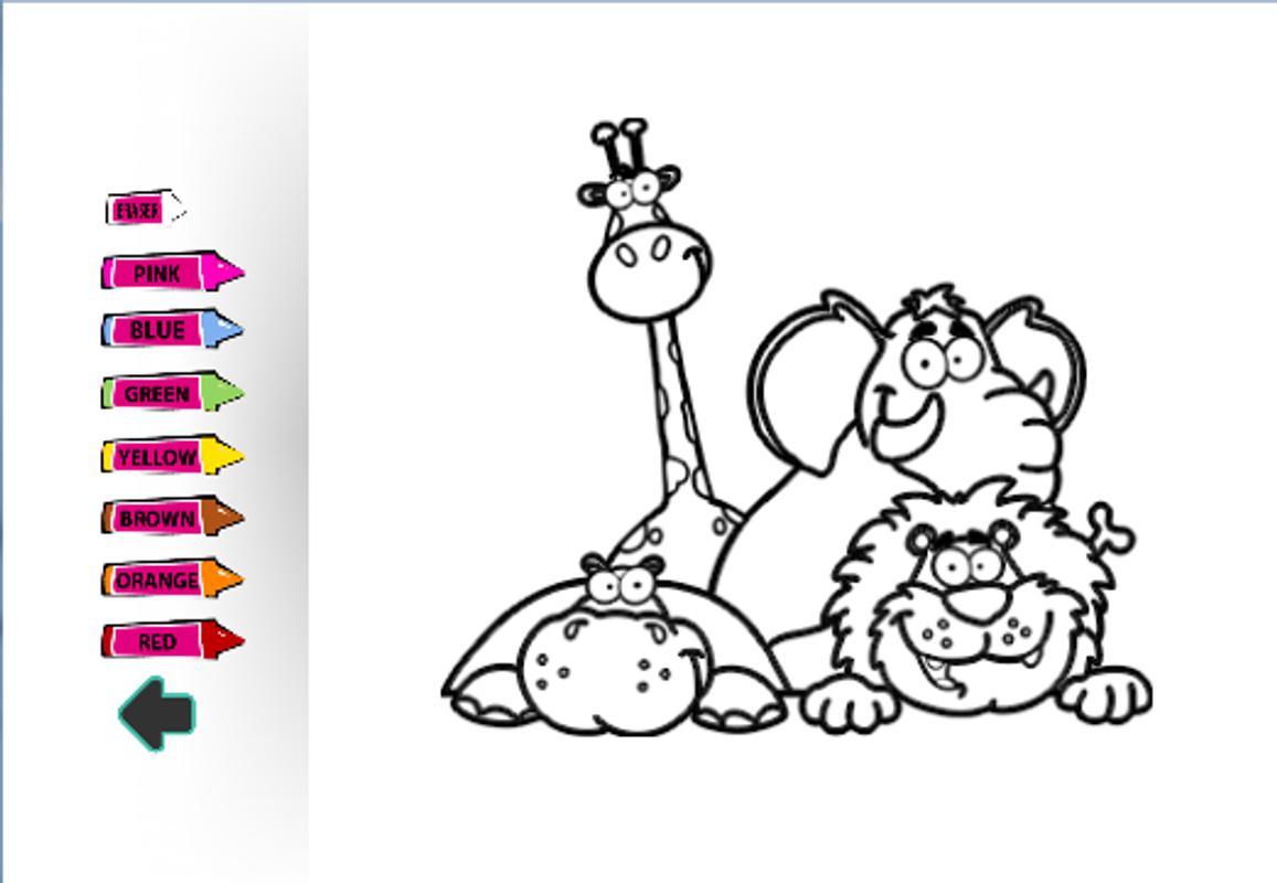 Juegos para colorear los niños Descarga APK - Gratis Educativos ...