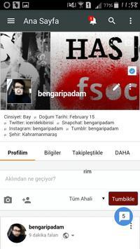 Tumbirik apk screenshot