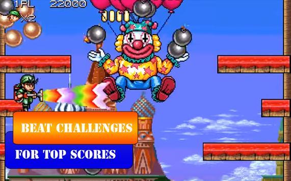 Tips Tumblepop screenshot 3