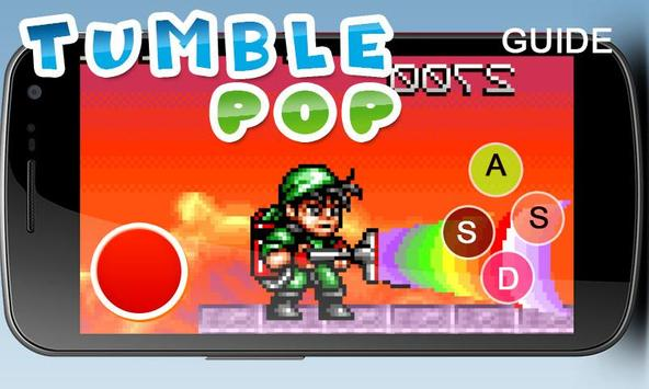 2017 Codes Tumblepop Tips apk screenshot