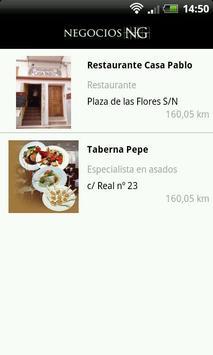 Fuengirola Negocios apk screenshot