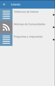 Comunimas apk screenshot