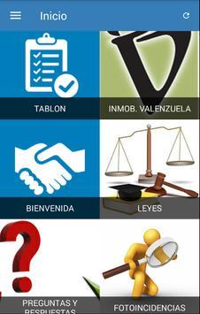 Inmobiliaria Valenzuela poster