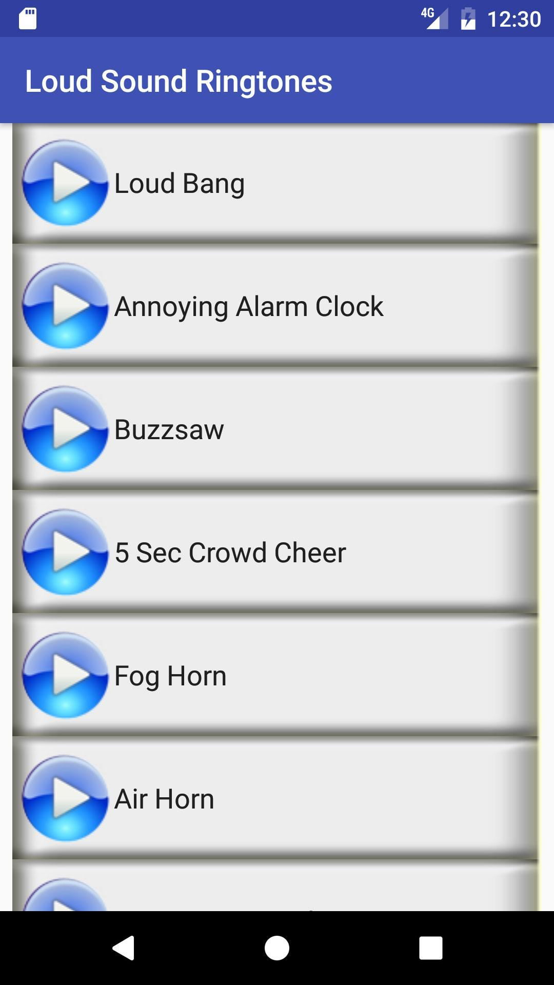 Loud Sound Ringtones for Android - APK Download