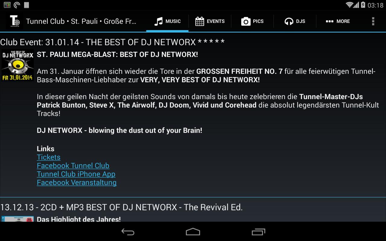 Networx скачать для андроид