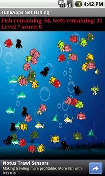 TA Net Fishing poster