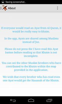 Recite Quran Ayat by Ayat apk screenshot