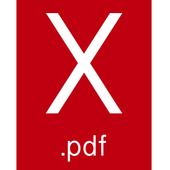 X Pdf Viewer icon