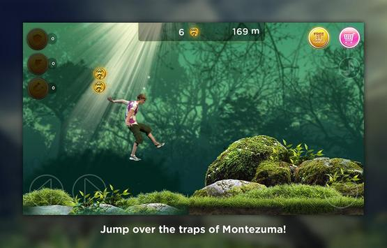 Run for Gold - Montezuma apk screenshot
