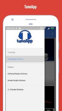 TuneApp-Tanzania radio station poster