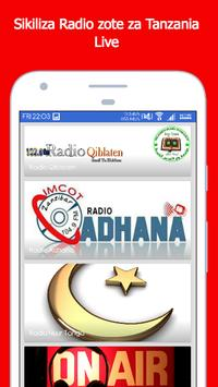 TuneApp-Tanzania radio station screenshot 5