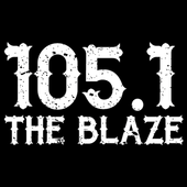 105.1 The Blaze - KKBZ icon