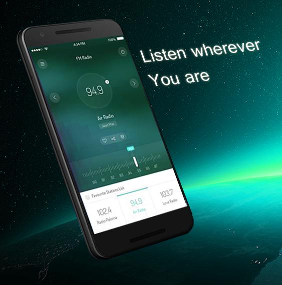 Tunein radio for Android - APK Download