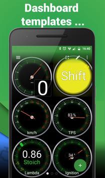 TUNELOGS (Hondata dashboard) apk screenshot