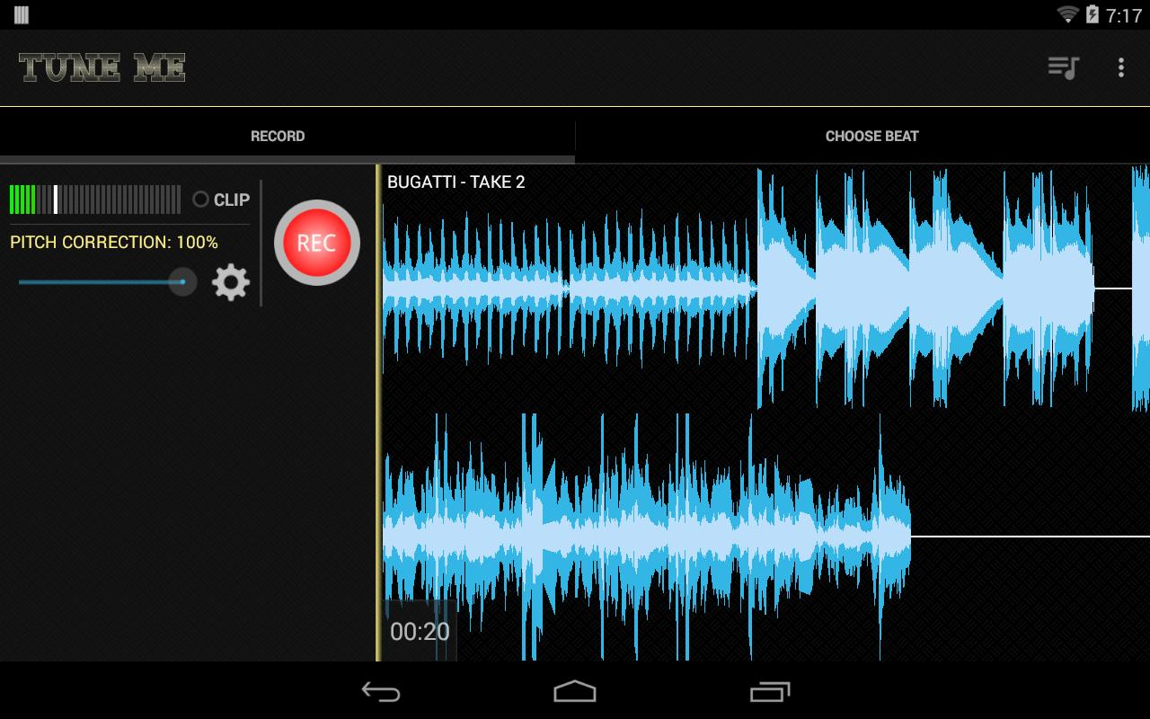 12 Best Auto Tune Apps to bring the sleeping singer out of you