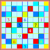Sudoku neu icon