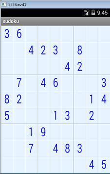 Sudoku neu screenshot 1