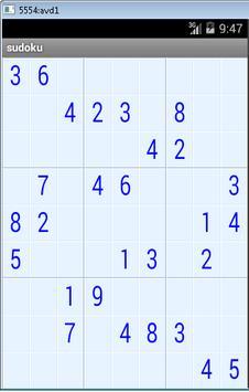 Sudoku neu screenshot 2