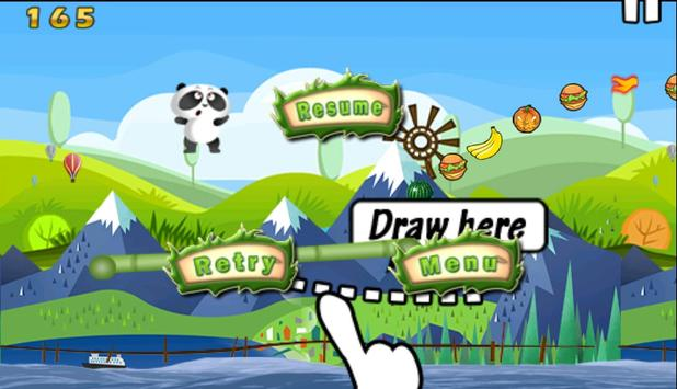 Panda Jump apk screenshot