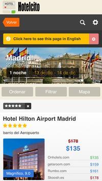 Hotelcito - Hoteles del Mundo poster