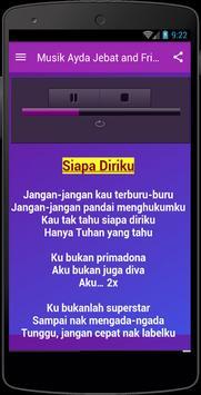 Musik Ayda Jebat & Friends screenshot 1