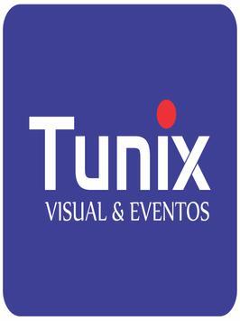 Tunix Visual e Eventos poster