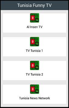 Tunisia Funny TV poster