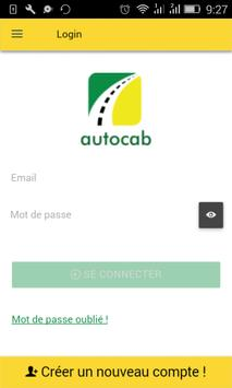 AutoCab poster