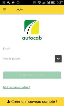 AutoCab screenshot 1