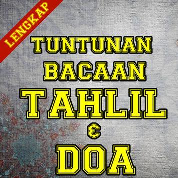 Tuntunan Bacaan Tahlil & Doa Terlengkap poster