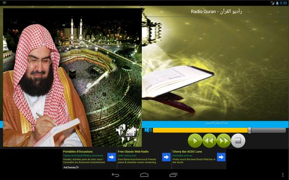 holy quran radio live screenshot 6