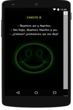 Los Mejores Chistes Chistosos screenshot 2