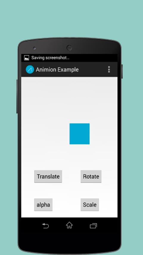 Animation Example for Android - APK Download