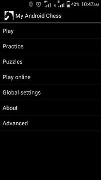 My Android Chess screenshot 14