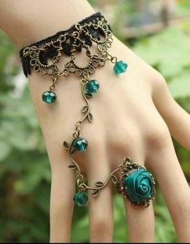 DIY Jewellery Ideas & Designs poster