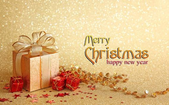 Christmas And New Year 2018 Greetings poster