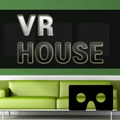 카드보드 VR 가상현실 모델 하우스 BOMVR icon
