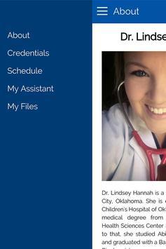 Dr Lindsey Hannah screenshot 1