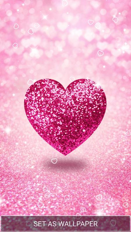 Love Wallpapers Apk : Glitter Love Wallpaper APK Download - Free Personalization ...