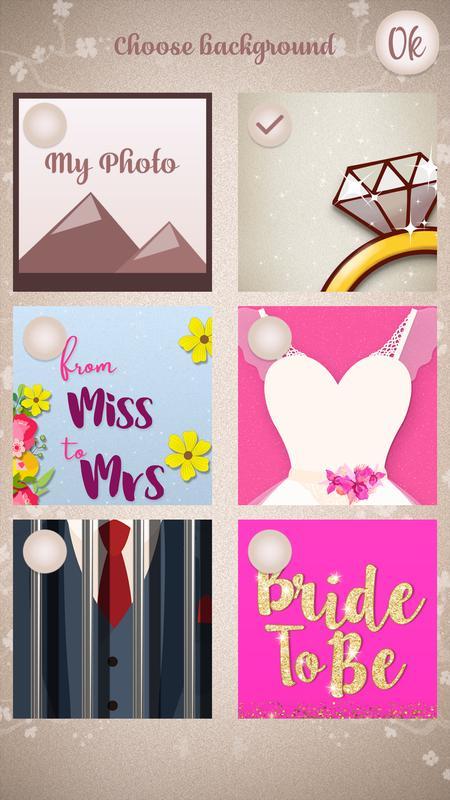 Wedding Countdown Live Wallpaper Screenshot 2