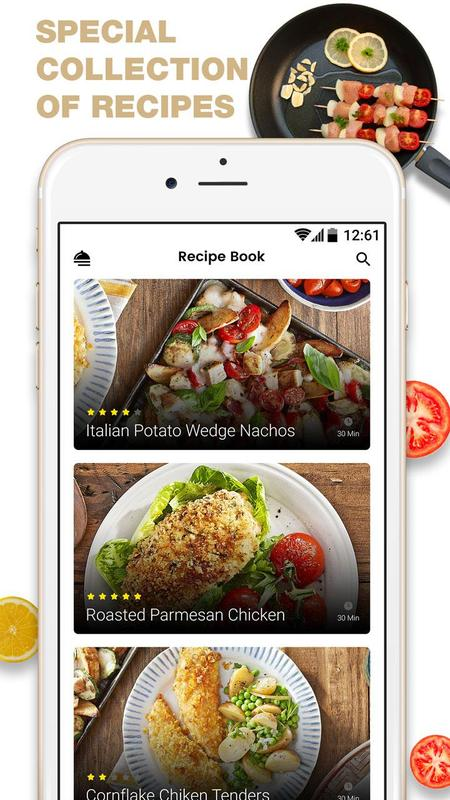 Easy food recipes prepare food in 30 min apk download free food easy food recipes prepare food in 30 min poster forumfinder Images